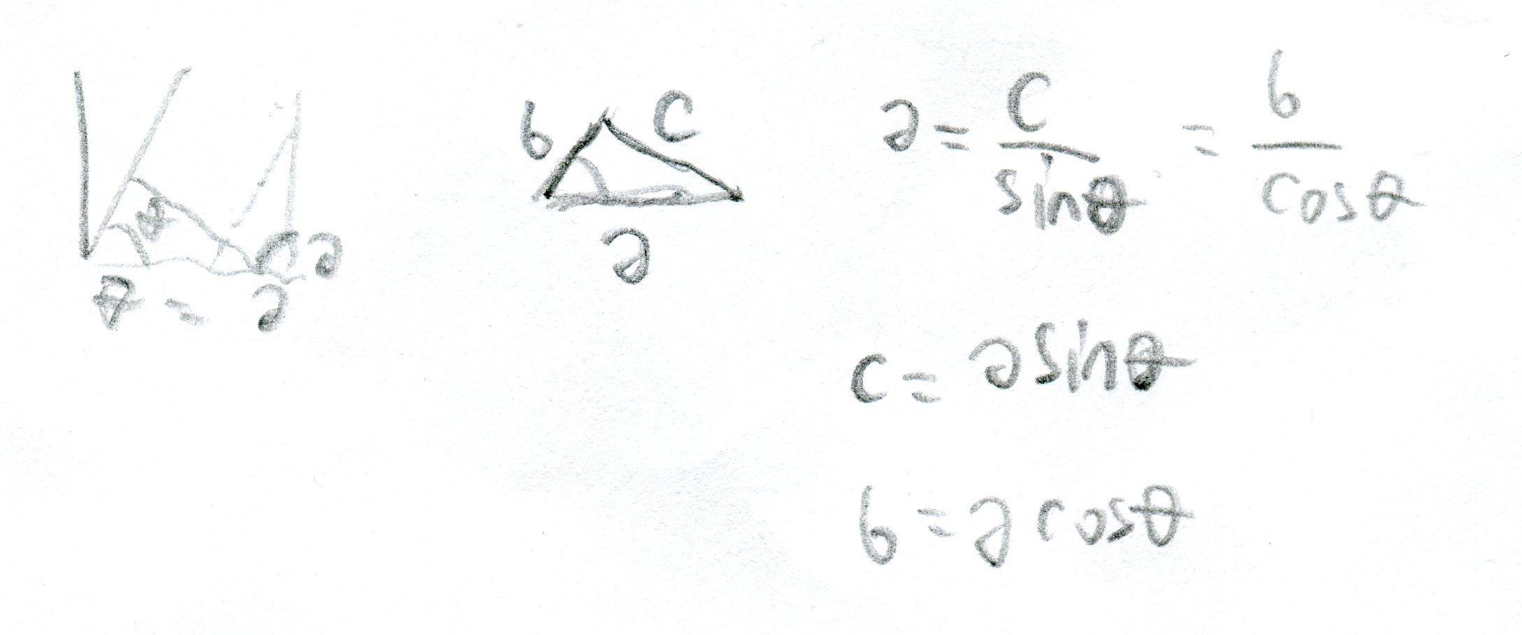 représentation of a covariant vector